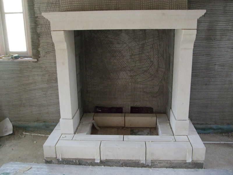 Guernsey Granite Fireplaces